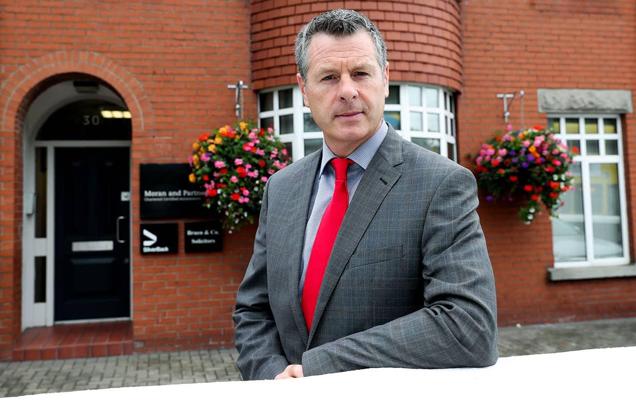 Managing Partner - Patrick Moran